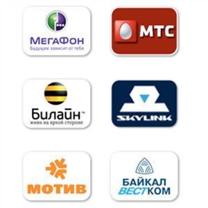 Операторы сотовой связи Липина Бора